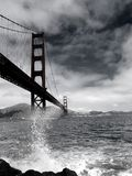 Golden Gate Bridge of San Francisco Royalty Free Stock Photography
