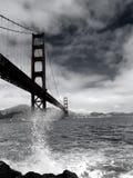 Golden Gate Bridge of San Francisco Royalty Free Stock Photography