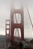 Golden Gate bridge, San Francisco Stock Images