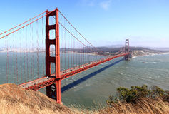 The Golden Gate Bridge, San Francisco Royalty Free Stock Photos