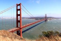 The Golden Gate Bridge, San Francisco Royalty Free Stock Photos