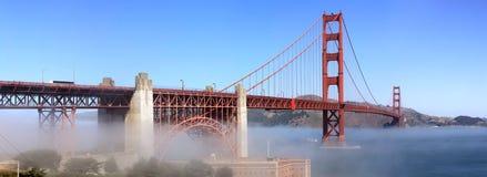 The golden gate bridge. In San Francisco Stock Image