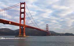 Golden gate bridge - San Francisco Photographie stock libre de droits