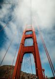Golden gate bridge San Francisco Images stock