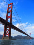Golden gate bridge, San Francisco Stockbilder
