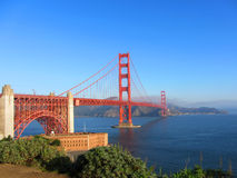 Golden gate bridge, San Francisco Stockfoto