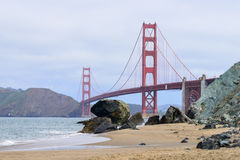 Golden Gate Bridge Royalty Free Stock Photography
