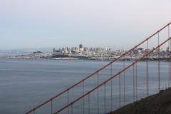 Golden Gate Bridge. The Golden Gate Bridge in San Francisco Stock Image