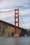 Golden Gate Bridge. The Golden Gate Bridge in San Francisco Royalty Free Stock Photos