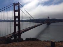 Golden Gate. Bridge - San Francisco Royalty Free Stock Images