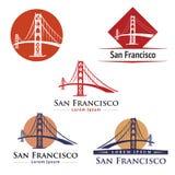 Golden Gate Bridge. San Francisco Stock Photography