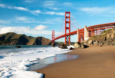 Golden Gate Bridge, San Francisco Stock Images