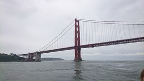 Golden gate Bridge. San Francisco Stock Image