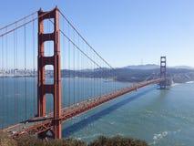 Golden Gate Bridge San Francisco Bay California. Golden Gate Bridge, San Francisco, California, USA Royalty Free Stock Image