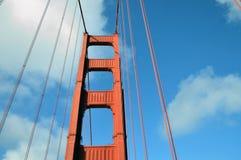 Golden gate bridge, San Francisco, CA fotografia de stock royalty free
