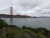 Golden Gate Bridge. San Francisco, CA royalty free stock image