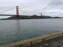 Golden Gate Bridge. San Francisco, CA stock image