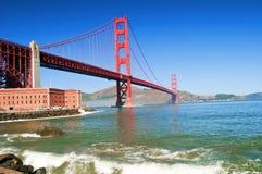 Golden gate bridge, san francisco, ca, usa Royalty Free Stock Images