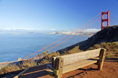 Golden gate bridge, san francisco, ca, usa Royalty Free Stock Image