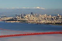 Golden gate bridge, san francisco, ca, usa Royalty Free Stock Photo