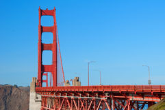 Golden gate bridge, san francisco, ca, usa Stock Image
