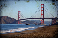 Golden gate bridge, san francisco, ca, usa Royalty Free Stock Photography