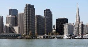 San Francisco Skyline Royalty Free Stock Photo