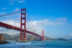 Golden gate bridge, San Francisco, California Fotografia Stock