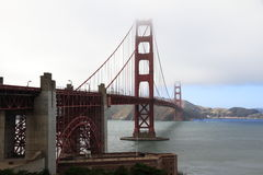 Golden gate bridge - San Francisco - California Fotografia Stock
