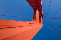 Golden Gate Bridge in San Francisco, California Stock Photos