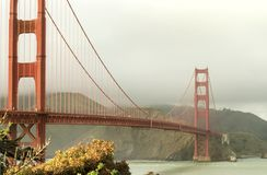 Golden Gate Bridge, San Francisco, California Stock Image