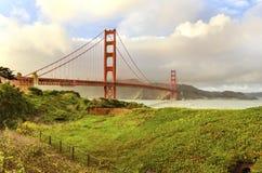 Golden Gate Bridge, San Francisco, California Royalty Free Stock Photos