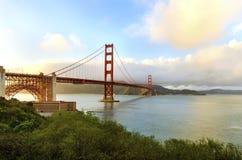 Golden Gate Bridge, San Francisco, California Royalty Free Stock Images