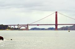 Golden Gate Bridge, San Francisco, California Royalty Free Stock Photography