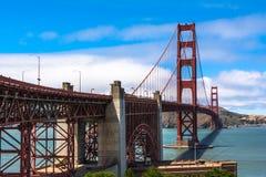 The Golden Gate Bridge, San Francisco stock photo