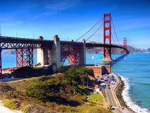 Golden Gate Bridge San Francisco, California stock image