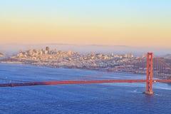 Golden Gate Bridge Royalty Free Stock Photography