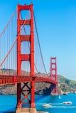 Golden gate bridge San Francisco de Presidio Califórnia fotos de stock