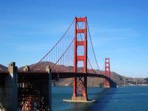 Golden gate bridge (San Francisco, EUA) Imagem de Stock