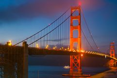 Golden Gate Stock Image