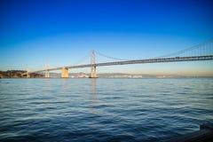 Golden gate bridge in San Francisco, Kalifornien lizenzfreies stockbild