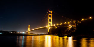 Golden Gate Bridge - San Francisco Stock Image