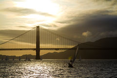 Golden Gate Bridge San Francisco Stock Image