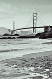 Golden Gate Bridge, San Francisco, United States Stock Photo