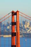 Golden gate bridge San Francisco, USA Royaltyfria Foton