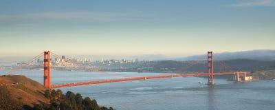 Golden gate bridge San Francisco, USA Arkivbild
