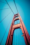 Golden Gate Bridge, San Francisco. Stock Photography