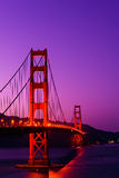 The Golden Gate Bridge, San Francisco Royalty Free Stock Images