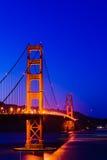 The Golden Gate Bridge, San Francisco, USA Royalty Free Stock Photo