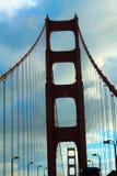 Golden gate bridge San Fransisco Zdjęcie Stock